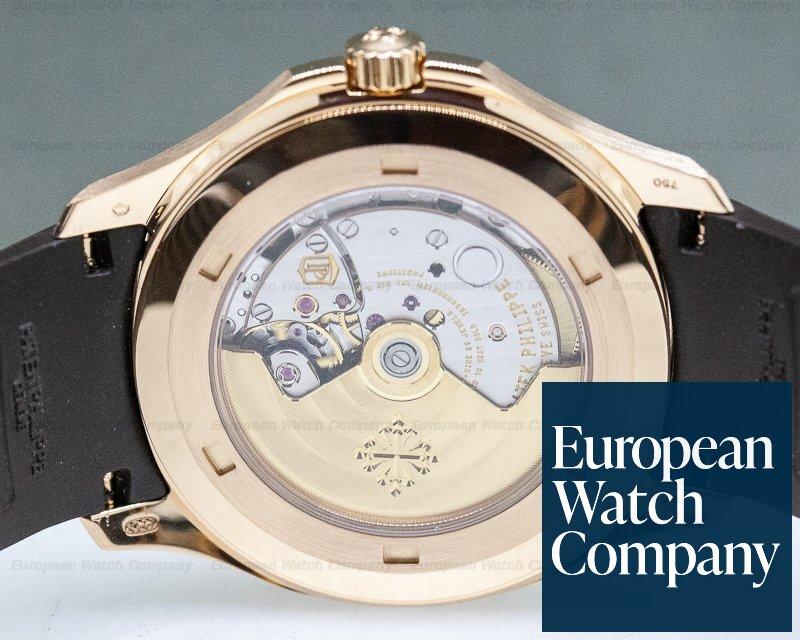 Patek Philippe 5167R-001 Aquanaut 18K Rose Gold / Brown Dial