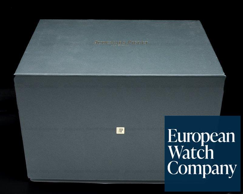 Audemars Piguet 26510ST.OO.1220ST.01 Royal Oak Tourbillon Extra Thin SS Blue Dial LIMITED