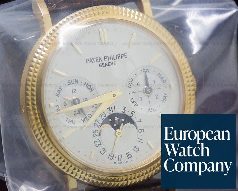 Patek Philippe 5039J-001 Perpetual Calendar 18K Yellow Gold SEALED