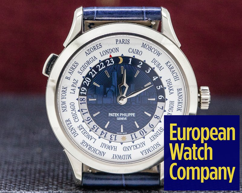 Patek Philippe 5230G NEW YORK World Time 2017 Limited Edition
