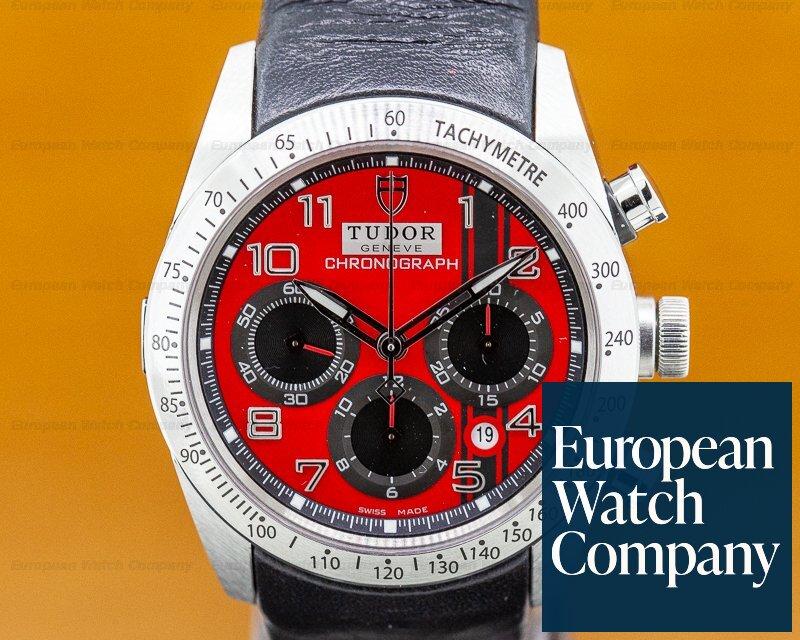 Tudor 42000 Fastrider Ducati Chronograph SS / Leather