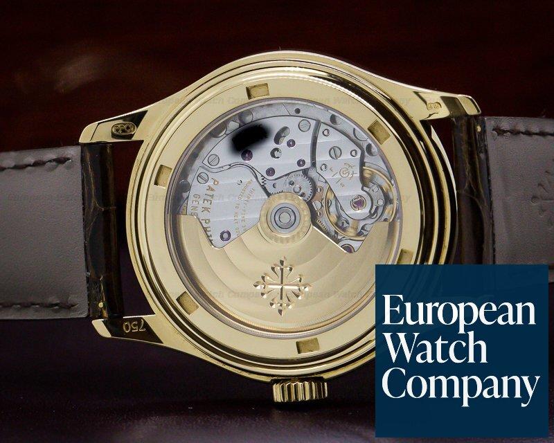 Patek Philippe 5035J-001 5035J-001 Annual Calendar Ivory Dial Yellow Gold
