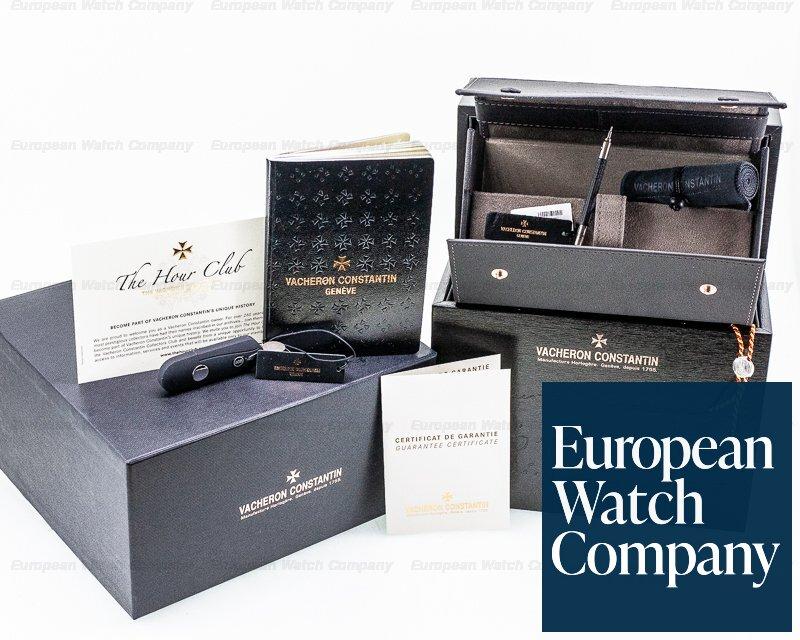 Vacheron Constantin 3110v/000a-b425 Les Historiques 1942 Triple Calendar UNWORN