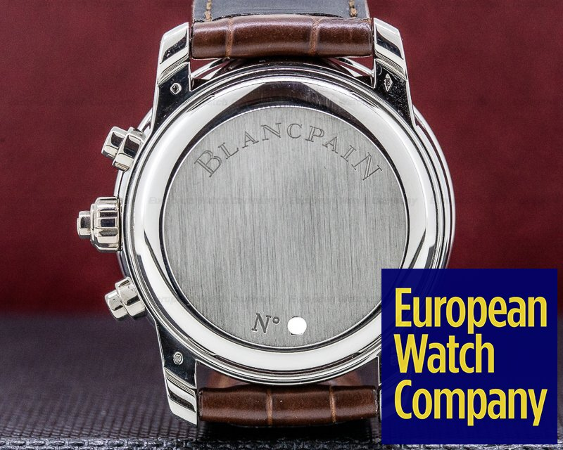 Blancpain 4286P LeBrassus Perpetual Calendar Split Second Platinum Limited