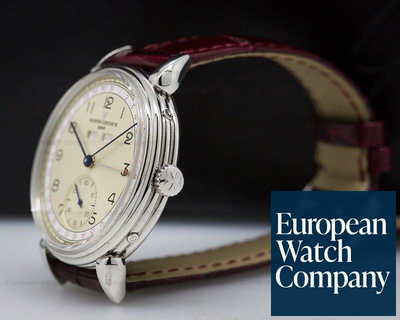 Vacheron Constantin 3110v/000a-b425 Les Historiques 1942 Triple Calendar Stainless Steel
