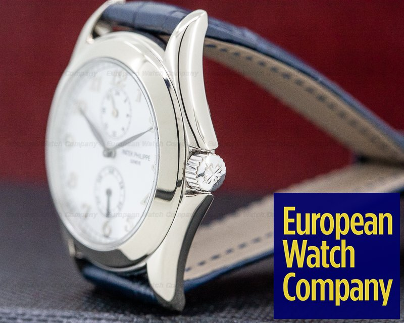 Patek Philippe 5134G-001 Travel Time 18K White Gold / Breguet Numerals