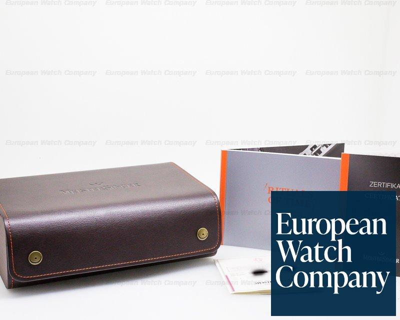 MeisterSinger ED-HEN17 Peter Henlein SS White Dial Limited Edition