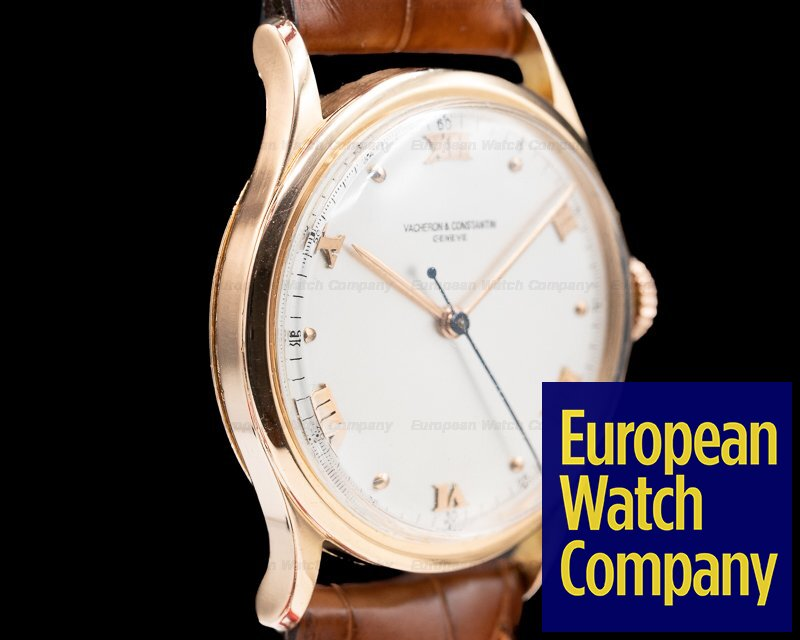Vacheron Constantin Manual Vintage 18K Manual Wind