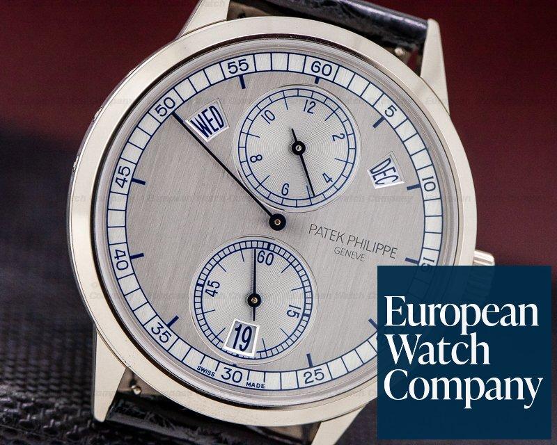 Patek Philippe 5235G Annual Calendar Regulator 18K White Gold