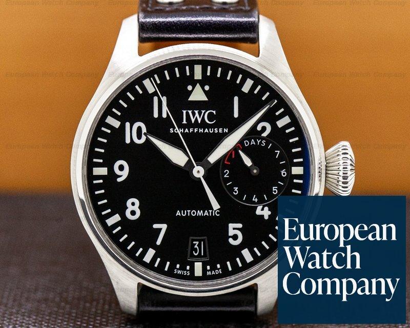 IWC IW500912 Big Pilot SS