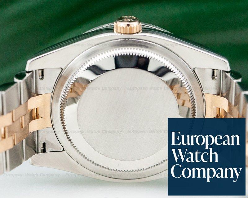Rolex 116231 Datejust SS / Everrose Gold Jubilee Diamond Dial