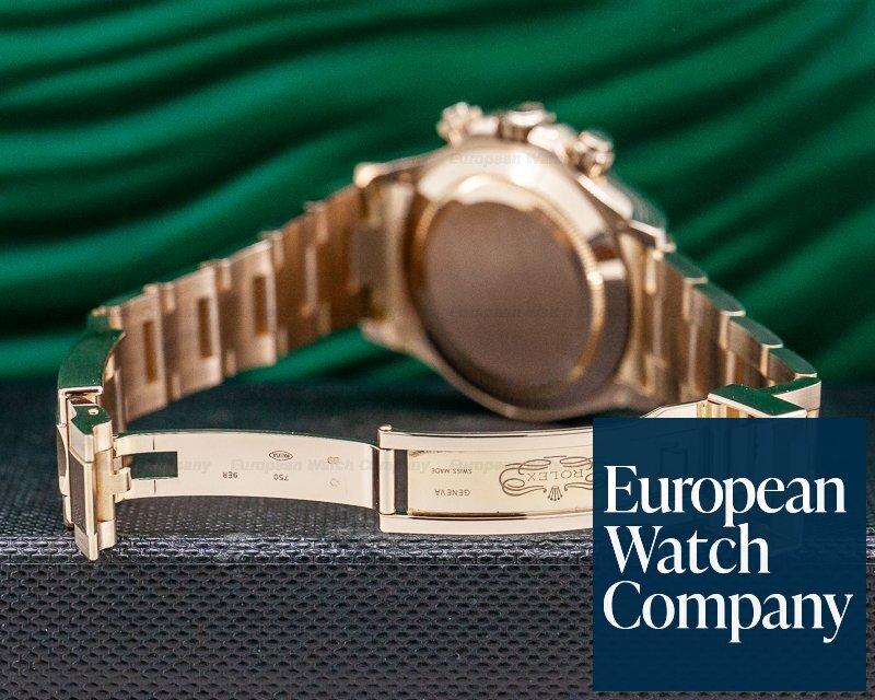 Rolex 116505 Daytona Everose Gold Ivory Dial 2018