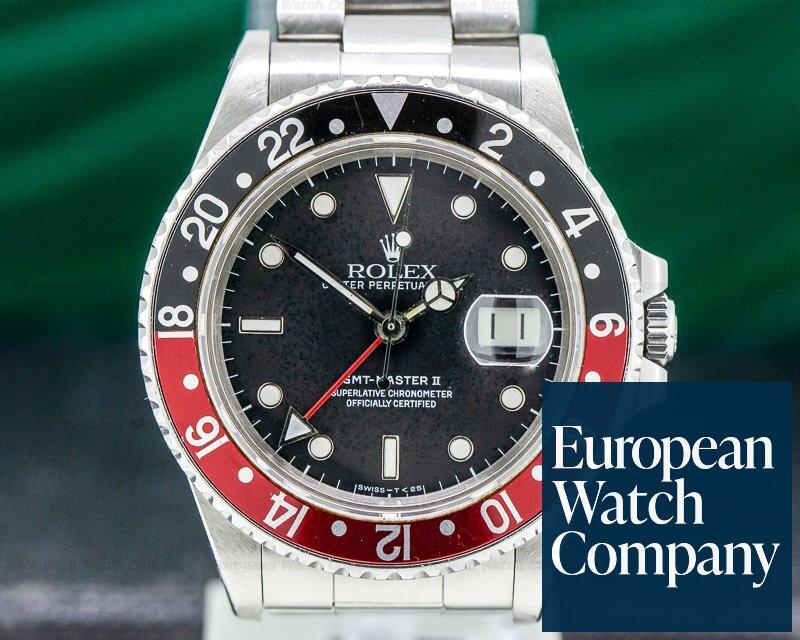 Rolex 16760 GMT Master