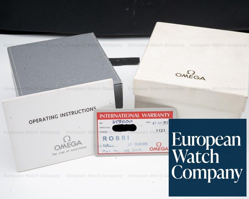 Omega 3590.50 Speedmaster SS C. 1995 NEW OLD STOCK