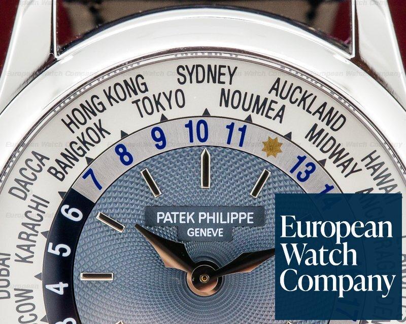Patek Philippe 5110P-001 World Time 5110P Platinum