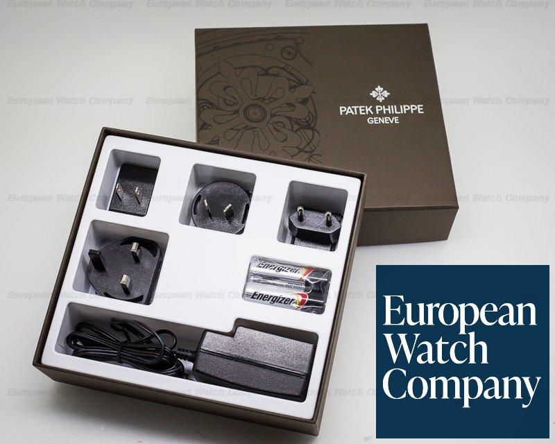 Patek Philippe 5038G Perpetual Calendar 18K White Gold / Black Roman Dial Limited