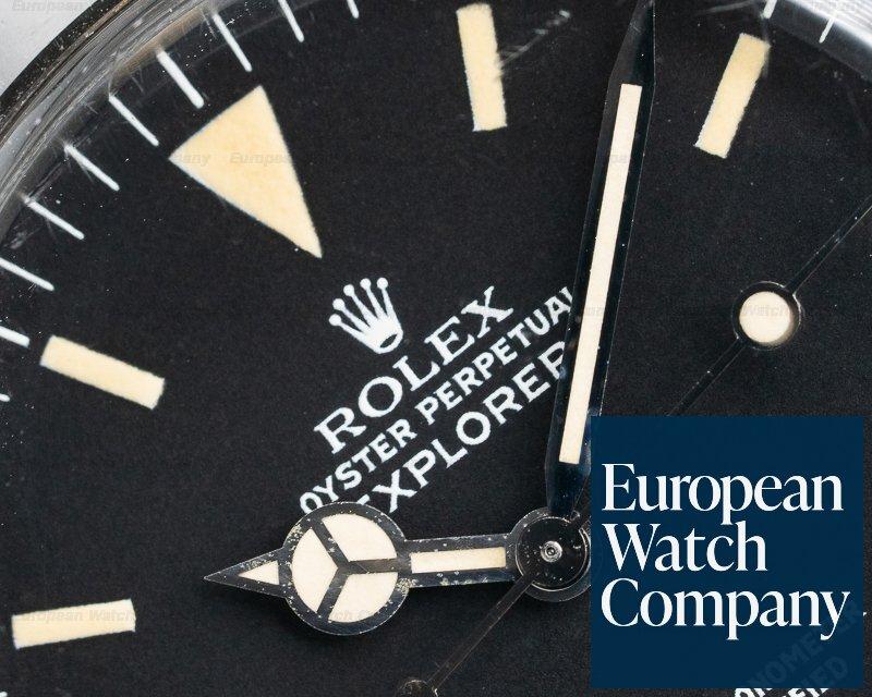 Rolex 1016 Vintage Explorer I Matte Circa 1975 GORGEOUS