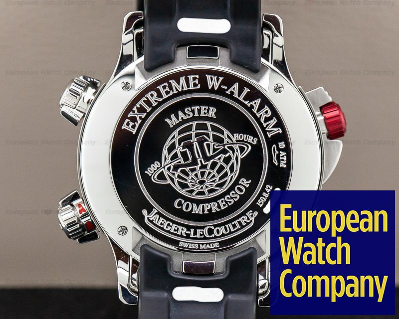 Jaeger LeCoultre Q1778470 Compressor Extreme World Alarm SS 46.3MM