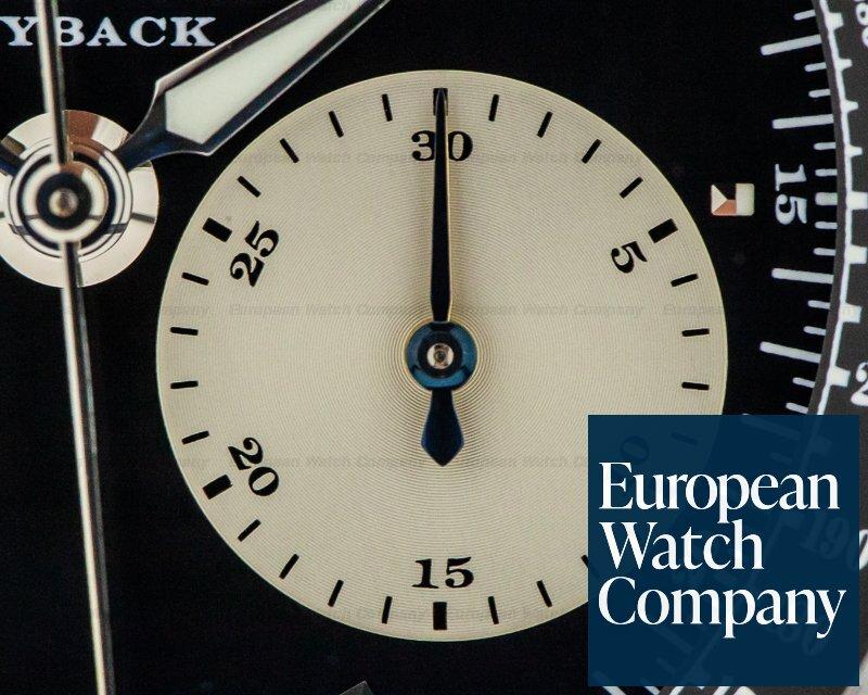 A. Lange and Sohne 404.035 Datograph Double Split Black Dial Platinum