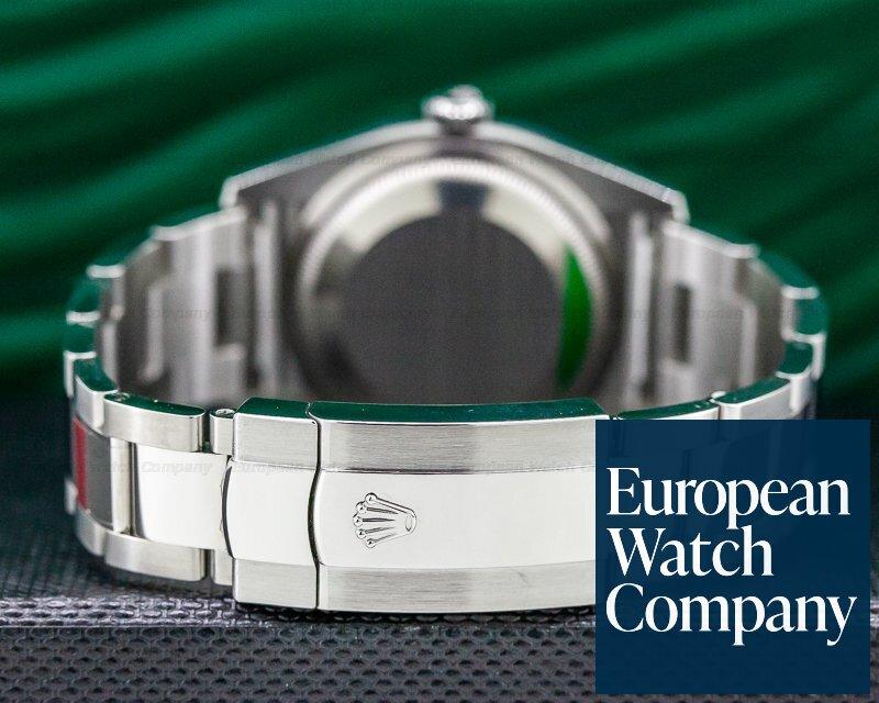 Rolex 116200 Datejust Blue Stick Dial / Oyster Bracelet