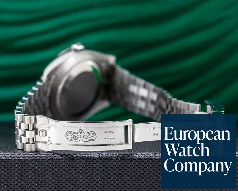 Rolex 126334 Datejust 41 Blue Stick Dial SS UNWORN