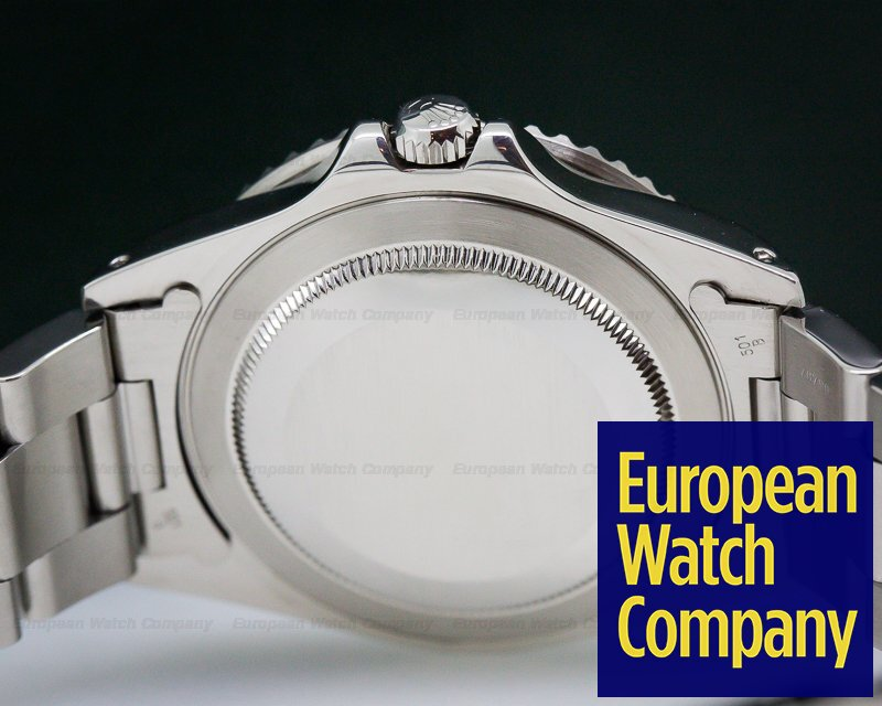 Rolex 16700N GMT Master SS Black Bezel FULL SET
