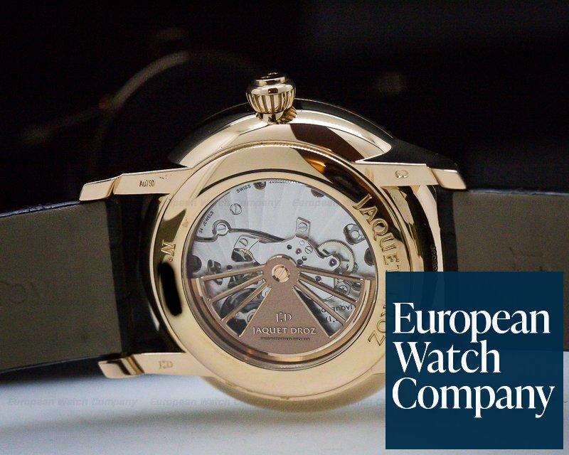Jaquet Droz J008033200 Grande Seconde Deadbeat Automatic Rose Gold Ivory Dial