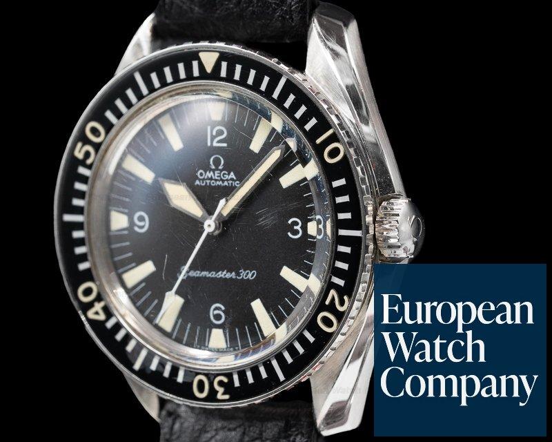 Omega 165.024 Vintage Seamaster 300 c. 1964