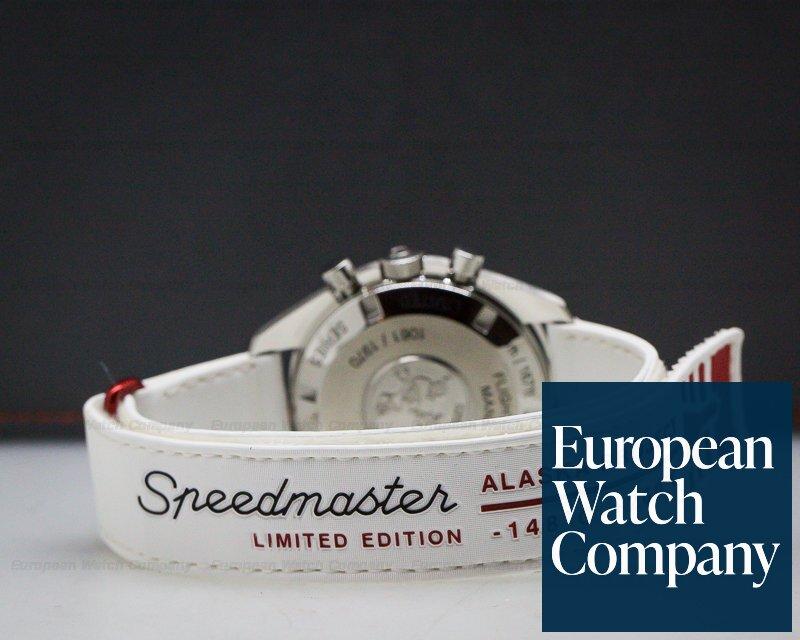 Omega 311.32.42.30.04.001 Speedmaster Professional Alaska Project SS UNWORN