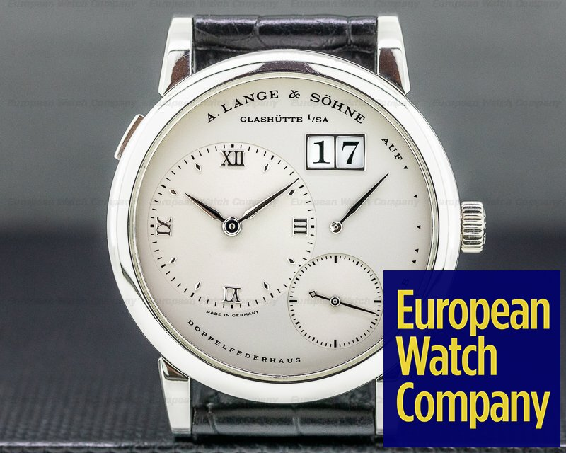 A. Lange and Sohne 101.025 Lange 1 101.025 Platinum