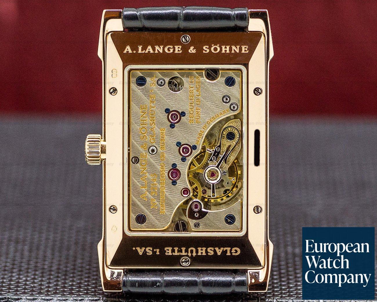 A. Lange and Sohne 118.032 Cabaret Moonphase 18K Rose Gold