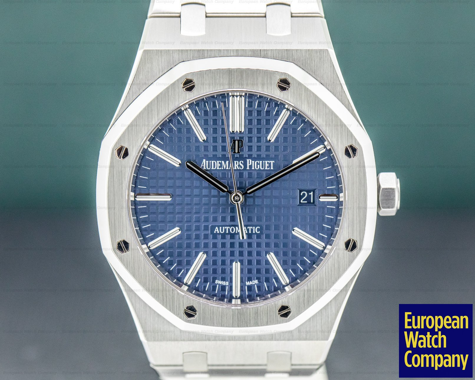 Audemars Piguet 15400ST.OO.1220ST.03 Royal Oak