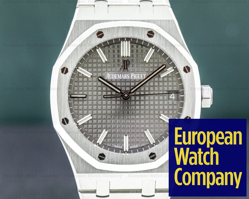 Audemars Piguet 15500ST.OO.1220ST.02 Royal Oak Slate Grey Dial 15500ST