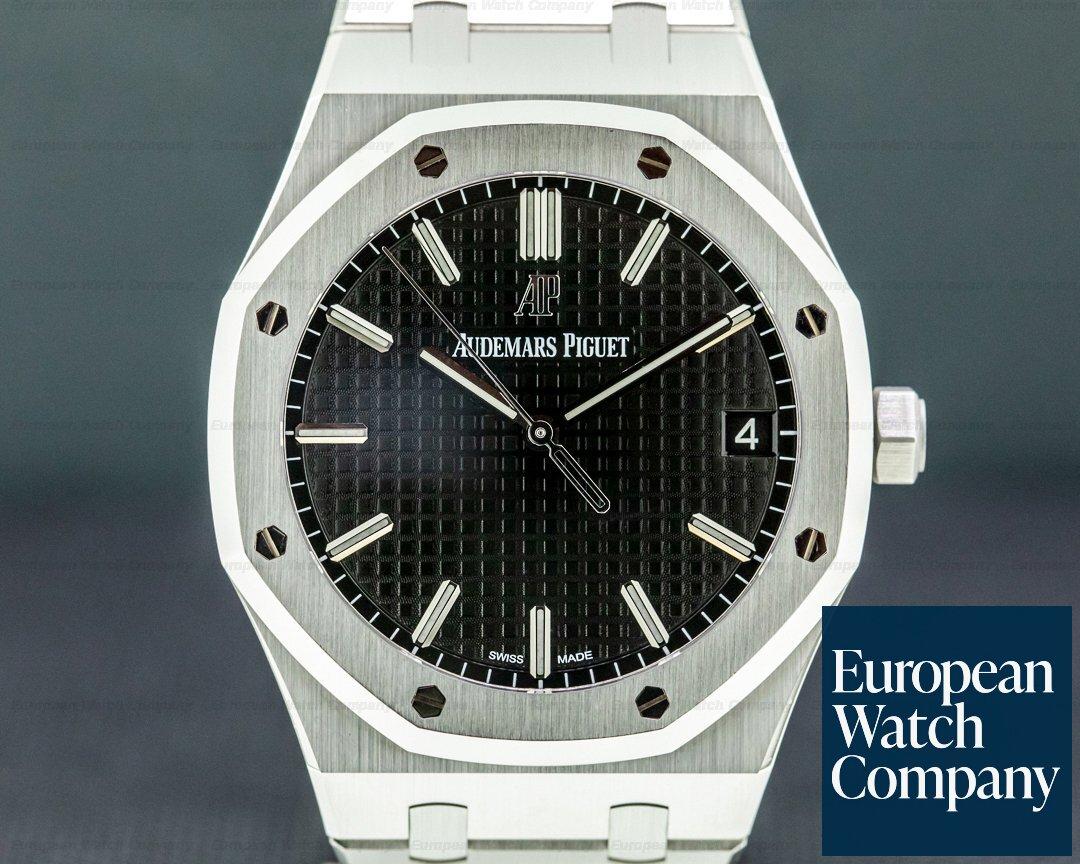 Audemars Piguet 15500ST.OO.1220ST.03 Royal Oak Black Dial 15500ST