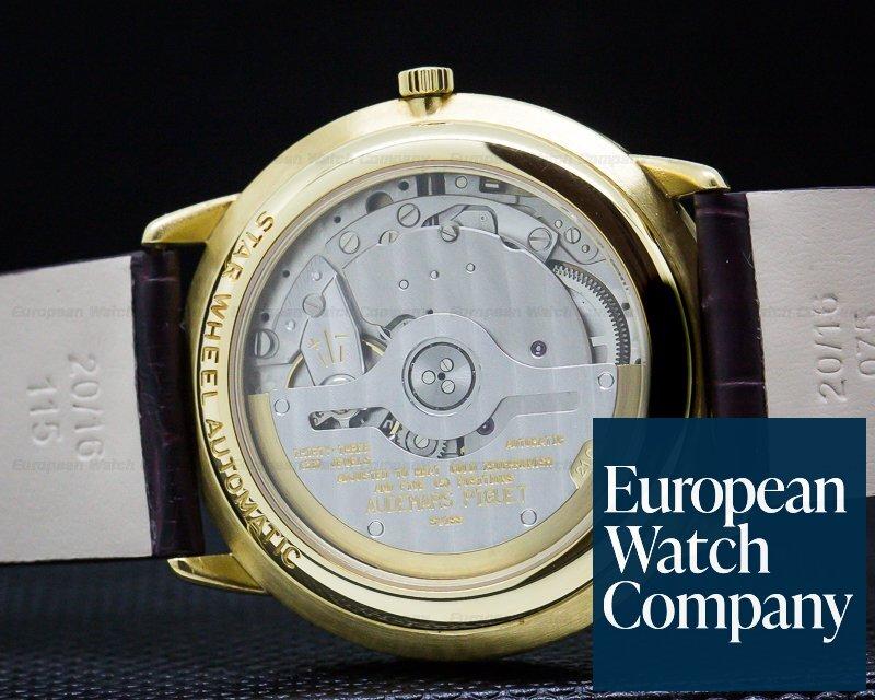 Audemars Piguet 25720BA/O/0002 Star Wheel Automatic 18K Yellow Gold