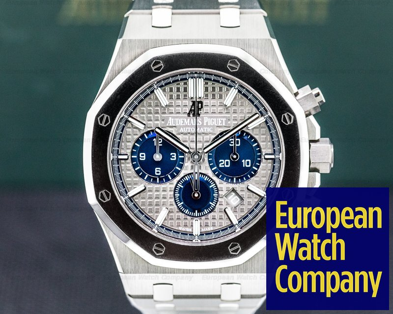 Audemars Piguet 26331IP.OO.1220IP.01 Royal Oak Chronograph 20th Anniversary Limited Edition Titanium & Platin