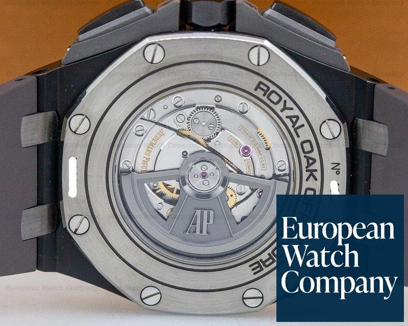 Audemars Piguet 26405CE.OO.A002CA.01 Royal Oak Offshore Chronograph Grey Dial / Black Ceramic
