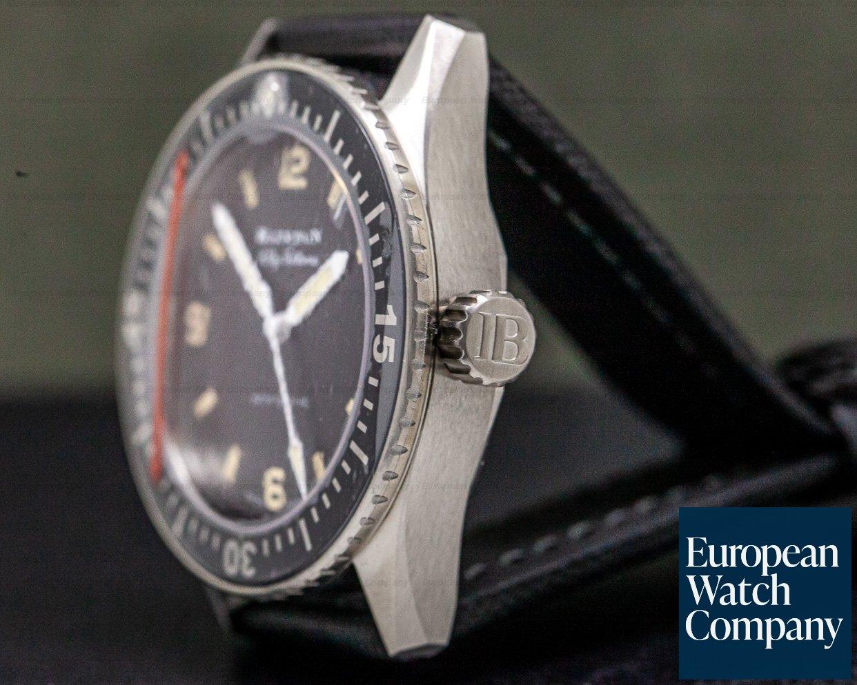 Blancpain 5100-1110-63a Fifty Fathoms 38mm Bathyscaphe for HODINKEE UNWORN