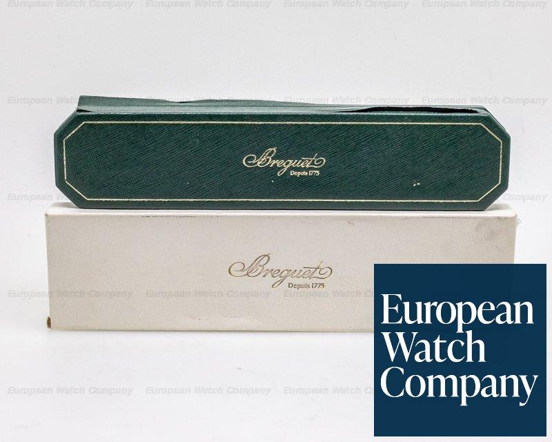 Breguet 3210BA Classique 3210 18k Yellow Gold Porcelain Dial 30MM