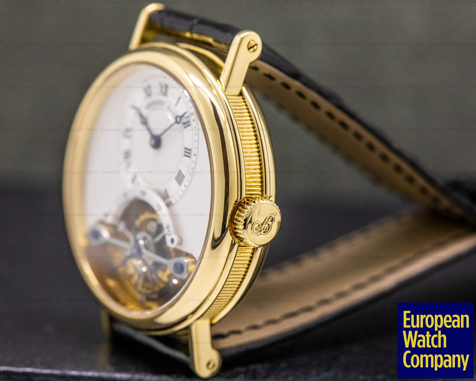 Breguet 3350 Tourbillon 18K Yellow Gold