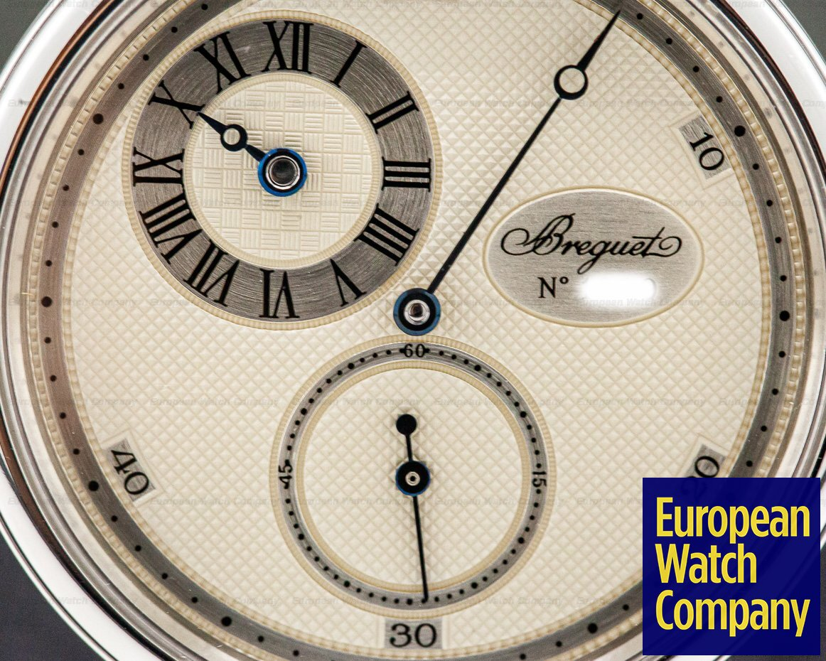 Breguet 3690PT/15/286 Limited Edition Anniversary Regulator Platinium