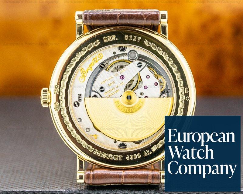 Breguet 5157BA/11/9V6 Classique Automatic Ultra Thin 18K Yellow Gold