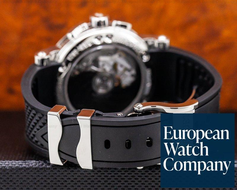 Breguet 5823PT/H2/5ZU Marine Chronograph Platinum Black Dial LIMITED