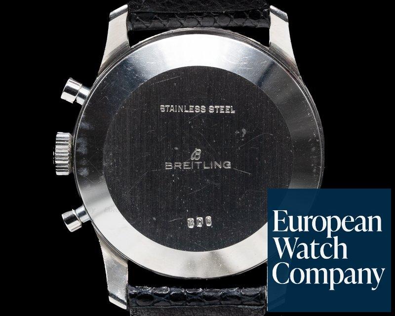 """Breitling 806 Vintage """"ALL BLACK"""" AOPA Navitimer 806 1961"""