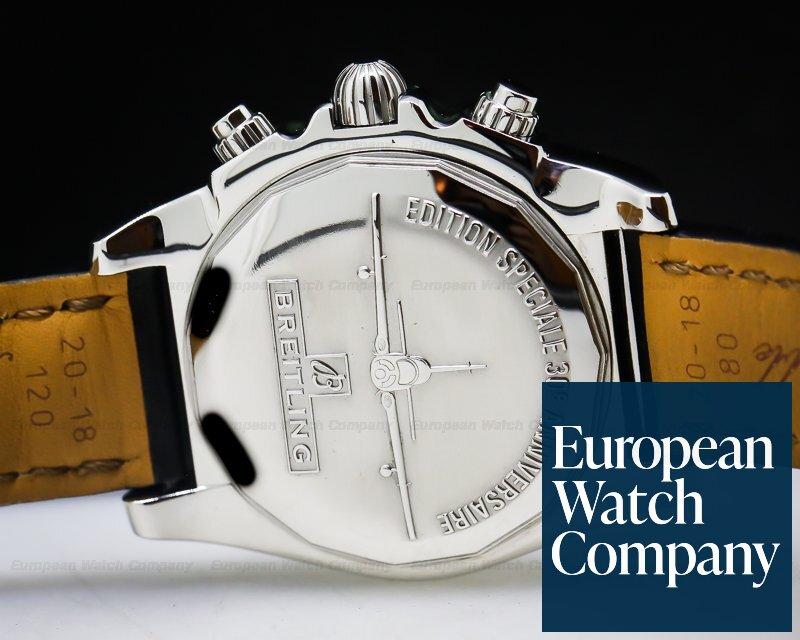 Breitling AB0144 Chronomat 41 Airborne Chronograph SS