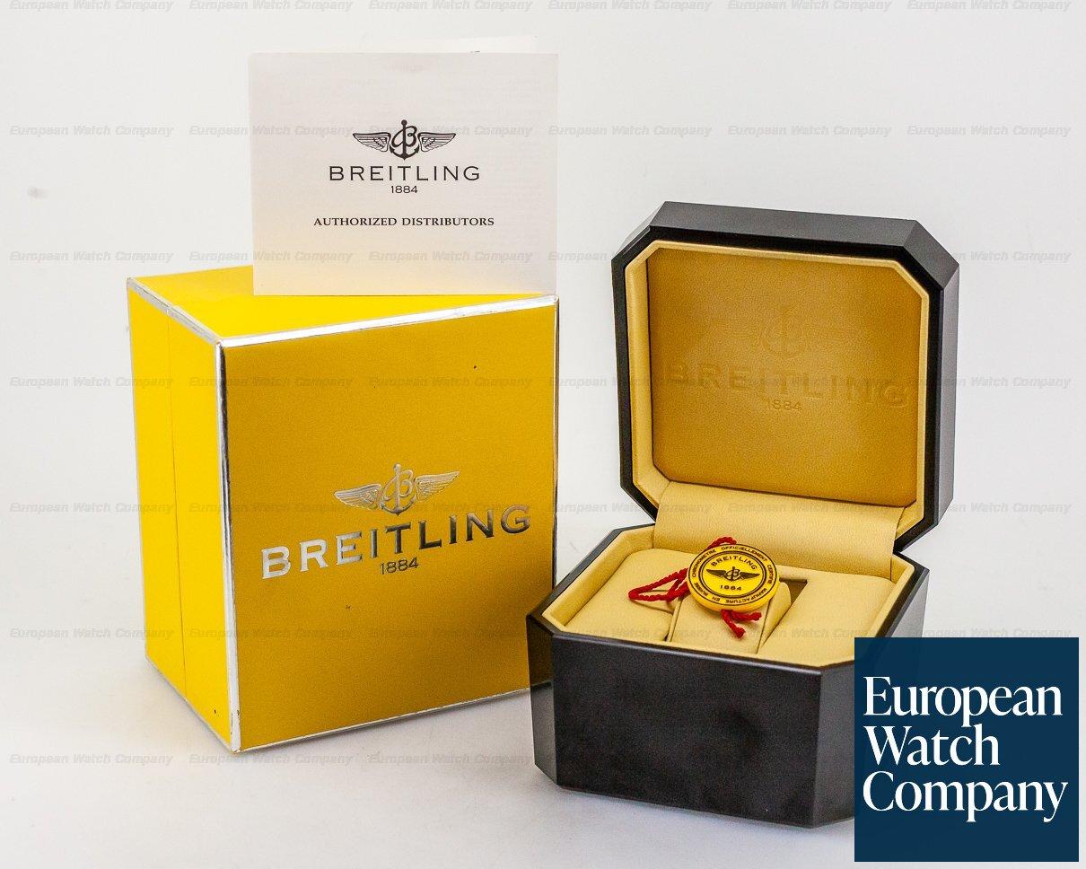 Breitling B13050 Chronomat 2T/2T Blue Dial