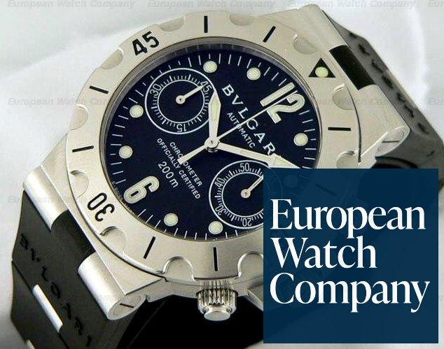 Bulgari Diagono Pro Aqua Chronograph