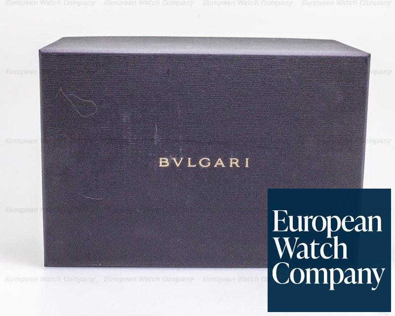 Bvlgari 102713 BGO40C14TTXTAUTO Octo Finissimo Titanium Extra Thin Grey / Black 40MM
