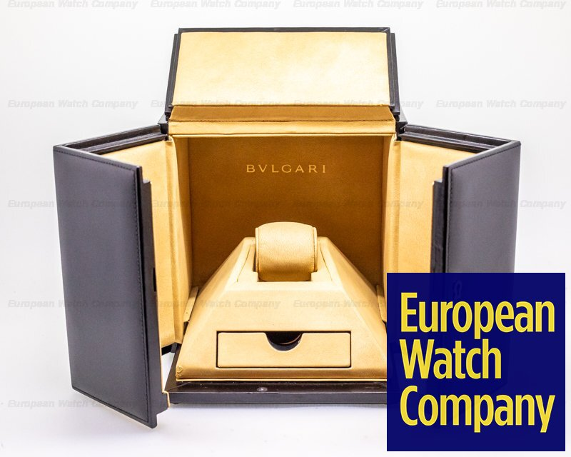 Bvlgari AT40GLTB Anfiteatro Tourbillon 18k Rose Gold