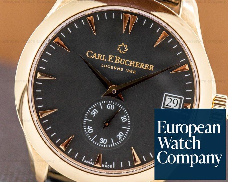 Carl. F Bucherer 00.10917.03.33.01 Manero Peripheral 18k Rose Gold